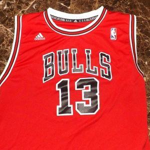 Men's Chicago Bulls jersey (joakim noah)